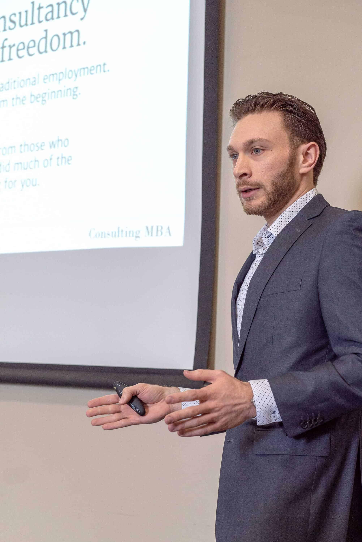 David J. Bradley, MBA